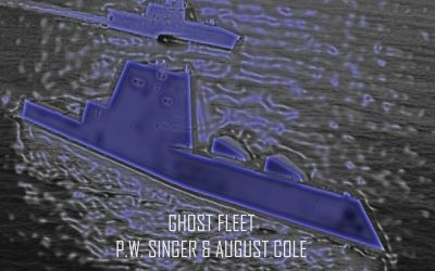 [Resensi Buku] Ghost Fleet – P.W. Singer & August Cole