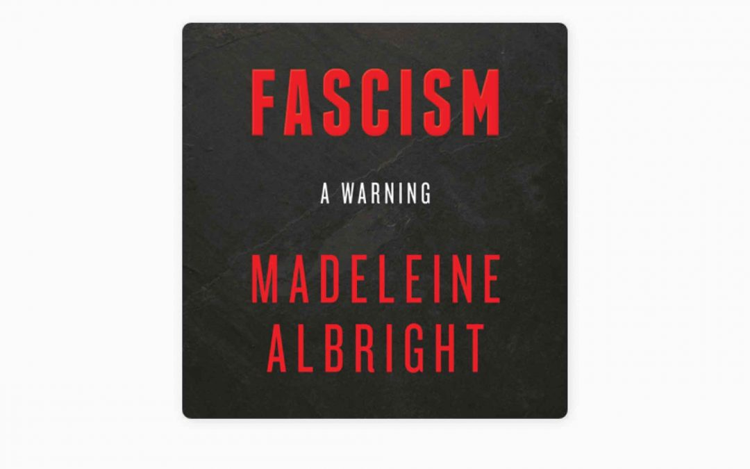[Resensi Buku] Fascism A Warning